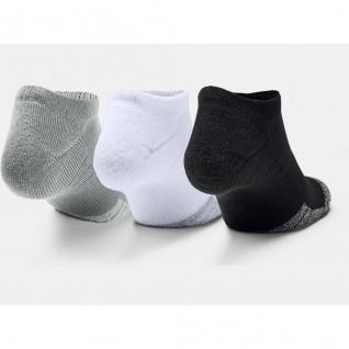 Set van 3 paar sokken Under Armour HeatGear® No Show