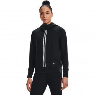 Women's full-zip hoodie Under Armour Rival Terry
