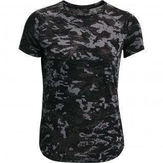 Women's Under Armour t-shirt met korte mouwen Breeze Run