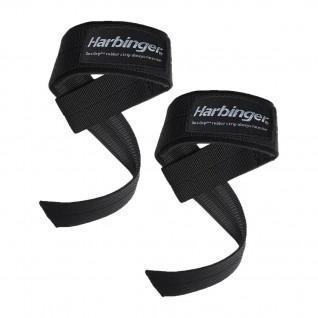 Polsbandjes Harbinger Big Grip padded lifting straps