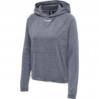 Hooded sweatshirt Hummel hmlzandra