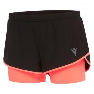 Dames shorts Macron Running tricia