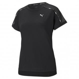 Vrouwen T-Shirt Puma Treinvriendje Logo
