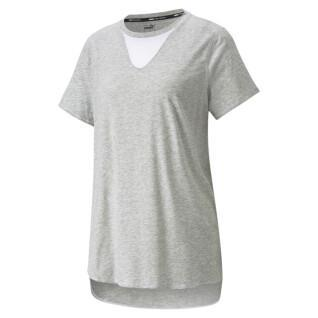 Dames-T-shirt Puma Train Mesh