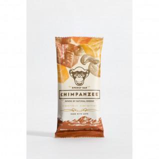 Chimpansee veganistische energiereep (x20): karamel 55g