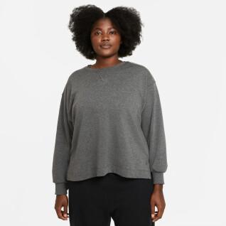 Dames sweatshirt Nike Yoga