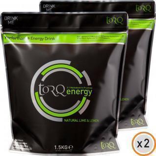 Drankjes TORQ Energy – 1,5kg x 2