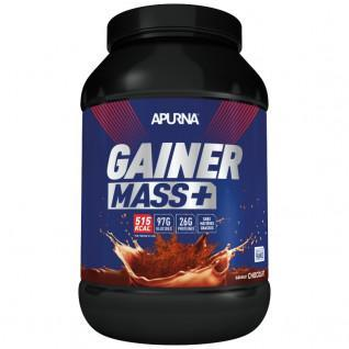 Pot Apurna Gainer Mass Plus - Chocolade - 2Kg