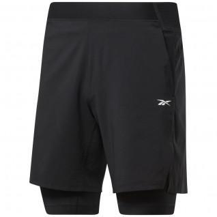 Reebok Epic Two-in-One Shorts