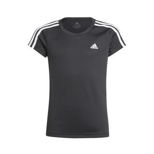 Kinder-T-shirt adidas D2M 3-Bandes