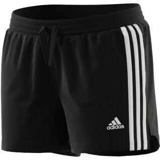 Kinder shorts adidas Designed To Move 3-Bandes