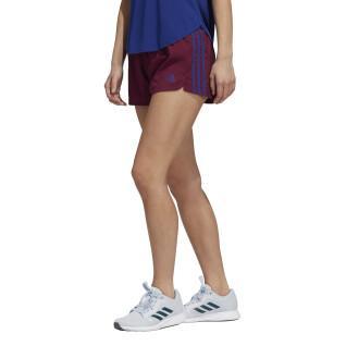 Dames shorts adidas Pacer 3-Stripes Adilife