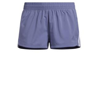 Dames shorts adidas Pacer 3-Stripes Woven