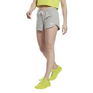 Dames fleece shorts Reebok Identity