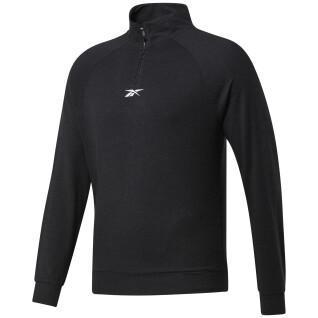 Sweatshirt Reebok Workout Ready Quarter-Zip