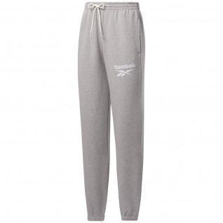 Pantalon femme Reebok Identity Logo Fleece