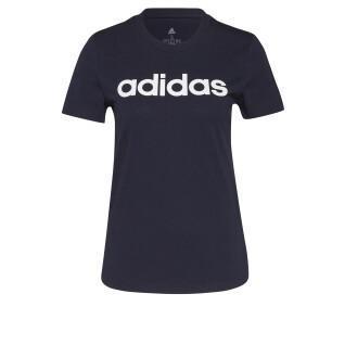 Dames-T-shirt adidas Essentials Slim Logo