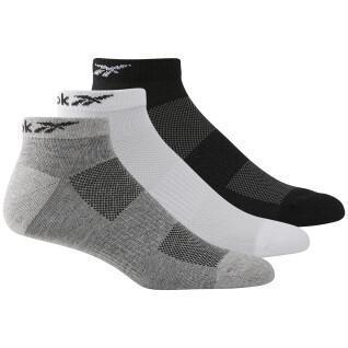 Set van 3 paar lage sokken Reebok Active Foundation