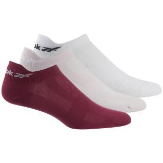 Set van 3 paar lage sokken voor dames Reebok One Series