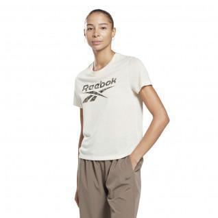Dames-T-shirt Reebok Modern Safari Logo