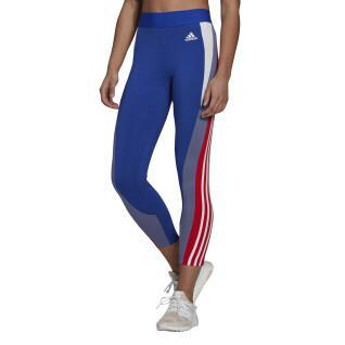 Dames legging adidas Sportswear Colorblock