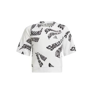 Meisjes-T-shirt adidas Primegreen Move