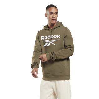 Fleece hoodie Reebok Identity