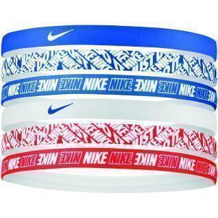 Set van 6 hoofdbanden Nike