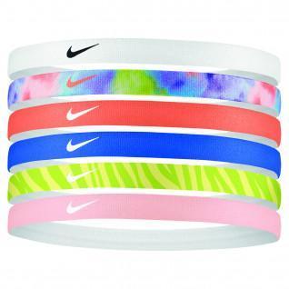 Set van 6 Nike elastiekjes
