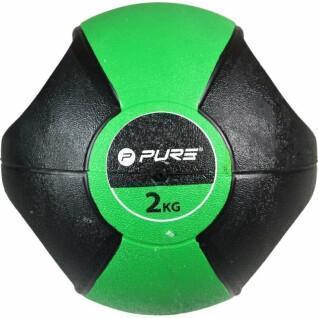 Medicijnen bal Pure2Improve handles 2Kg