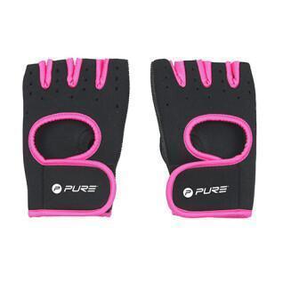 Fitness handschoenen voor dames Pure2Improve neoprene