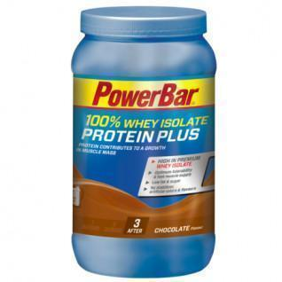 Poeder PowerBar ProteinPlus 100 % Whey Isolate - Chocolate Deluxe (570gr)