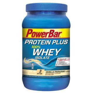 Poeder PowerBar ProteinPlus 100 % Whey Isolate - Vanilla Paradise (570gr)
