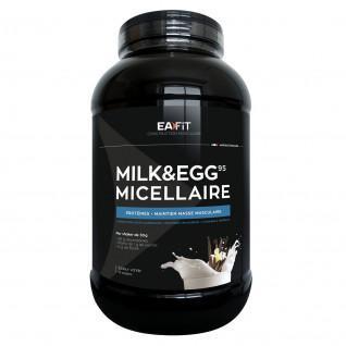 Melk & Ei 95 Micellaire Vanille EA Fit 2,2kg