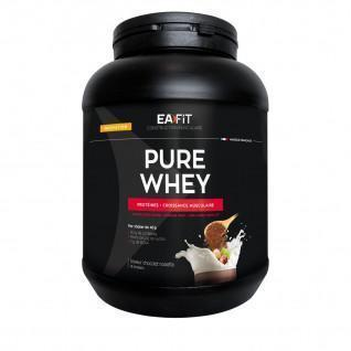 Pure Whey Chocolade Hazelnoot EA Fit