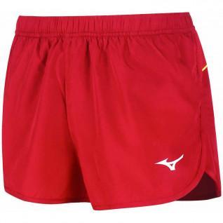 Dames shorts Mizuno Premium JPN Split