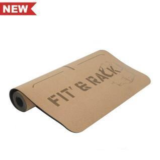 Yoga mat kurk Fit & Rack