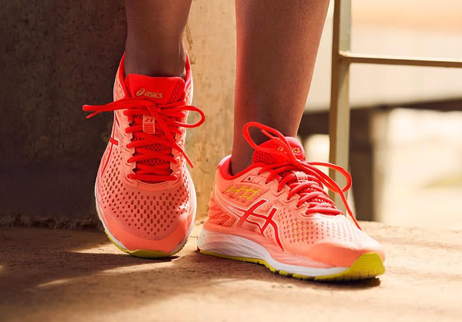 Nieuwe trainingsschoenen voor dames